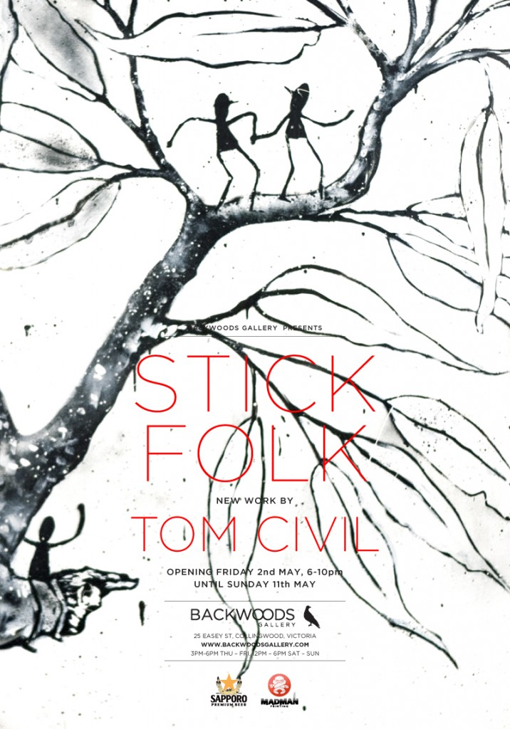 STICK-FOLK-by-TOM-CIVIL-at-BACKWOODS-GALLERY5